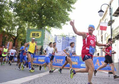 Telesia Half Marathon 2015 – km 1