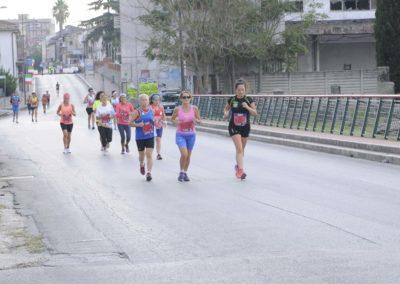 Telesia Half Marathon 2015 – Donne km 2
