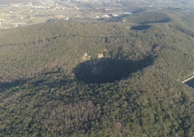 Monte Pugliano by GAIA studio