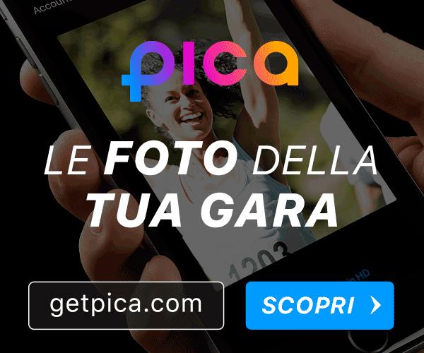 Le foto della tua gara direttamente sul tuo smartphone