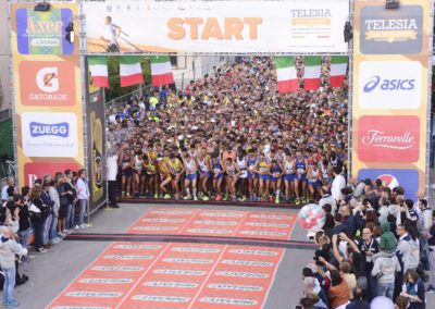 Telesia Half Marathon 2015 – Start Uomini