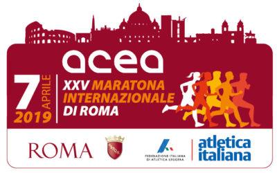 Vieni a trovarci all'Acea Roma Marathon Expo