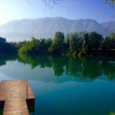 Il lago di Telese